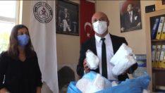 Milli Eğitim Müdürü Bahadır'dan Altınova'daki okullara ani pandemi denetimi