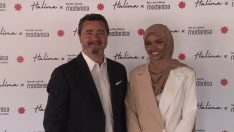 """Modanisa global mottosunu tüm dünyaya Halima Aden ile duyurdu: """"Kendin olmak Modanisa"""""""