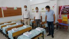 Muş'ta 672 okul yüz yüze eğitime hazırlandı