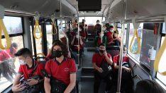 Okullar açıldı, Büyükşehir otobüs seferlerini artırdı
