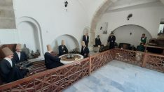 (ÖZEL) Afyonkarahisar Mevlevihanesi'ne ziyaretçi akını