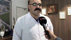 """(Özel) Ankara Şehir Hastanesi Koordinatör Başhekimi Surel: """"Şehir Hastanesi boş durmak için burada değil"""""""