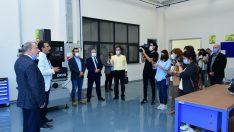 Özel EOSB Mesleki Ve Teknik Anadolu Lisesi basına tanıtıldı