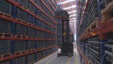 (Özel) Türkiye madenciliğinin milli kütüphanesi olacak TÜVEK açılışı için gün sayıyor