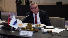 Rektör Tabakoğlu, Türkiye İhracatçılar Meclisi Bilim Komitesi üyeliğine seçildi