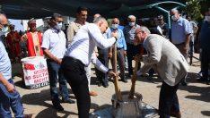 Salihli'de mehterli keşkek festivali