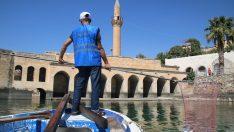 Şanlıurfa'nın saklı cenneti Halfeti'de kapsamlı temizlik