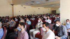 Sivas'ta din görevlilerine yönelik toplantı gerçekleştirildi