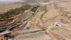 Siverek Taşıkara Barajı ile 3 bin 50 dekar tarım arazisi suya kavuşacak