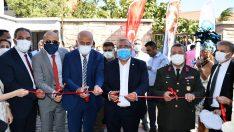 Söke Belediyesi tarafından restore edilen Konuk Evi'nin açılışı yapıldı