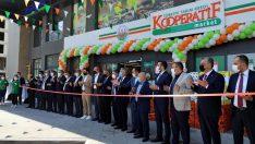 Tarım Kredi Kooperatif Market'in 471.'si Kocasinan'da açıldı