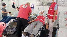 Türk Kızılayı'ndan Dicle ilçesinde kan bağışı kampanyası