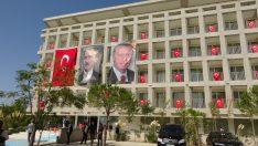 Türkiye'nin ilk Şehit Yakınları ve Gazievi Çanakkale'de açıldı