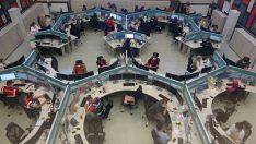 Van'da 112 Acil Çağrı Merkezine 1 yılda 2 milyon çağrı düştü