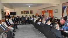 Yerel Yönetimler Başkan Yardımcısı Yaman Bulanık'ta