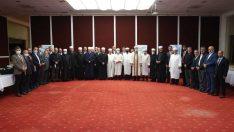 Balkan Ülkeleri Diyanet İşleri Başkanları Edirne'de toplandı