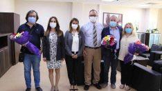 ADÜ Tıp Fakültesi dekanlık devir teslim töreni gerçekleşti