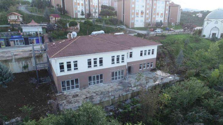 Akçaabat'ta özel gereksinimli bireyler için eğitim merkezi açılıyor