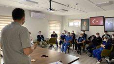 Aşevi personeline Güvenilir Gıda Üretimi semineri