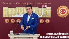 Aydemir Erzurum'la İstanbul Belediyesinin farkını anlattı
