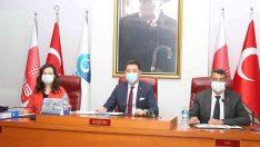 Bandırma Belediyesi'nin 2022 bütçesi 275,9 milyon TL