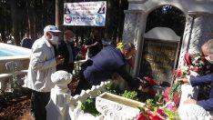 Başkan Bulut mezarı başında anıldı