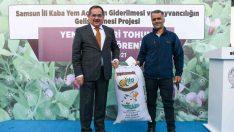 """Başkan Demir: """"Hedefimiz yem bitkileri açığını kapatmak"""""""
