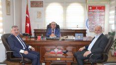 Başkan Özdemir: Müftülüğümüz ile çok güzel hizmetler yapıyoruz