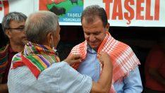 Başkan Seçer, 3. Kültürler Festivalinde stantları gezdi