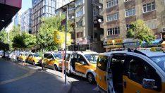 Bismil'de 130 ticari taksi plakası için ihale yapılıyor