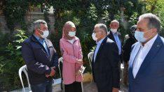 Büyükkılıç'tan üniversiteli öğrencilere ziyaret