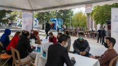 Büyükşehirden üniversite öğrencilerine ücretsiz danışmanlık hizmeti