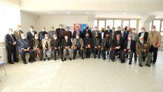Camiler Haftasında emekli din görevlileri ile bir araya gelindi
