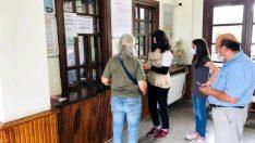 Göller Ekspresi Isparta'da son 3 ayda 5 bin 334 kişiye hizmet verdi