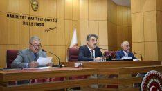 İl Genel Meclisi Ekim ayı toplantıları tamamlandı