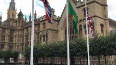 İngiltere'de bıçaklı saldırıda hayatını kaybeden milletvekili Amess için başsağlığı mesajları
