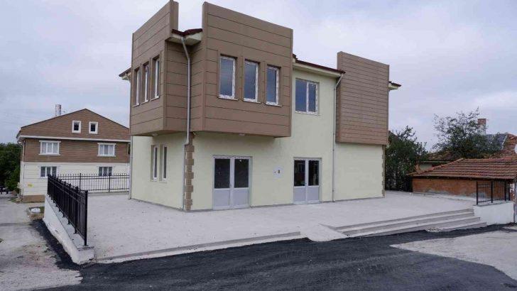 Kastamonu'da Esentepe Mahalle Konağı tamamlandı