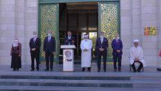 Kayseri'de 'Camiler ve Din Görevlileri Haftası' başladı