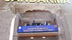 Kocasinan'ın restore ettiği 2 asırlık jandarma konağı gün sayıyor