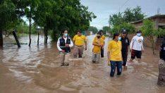 Meksika'da Pamela Kasırgası etkisini sürdürüyor: 4 kayıp