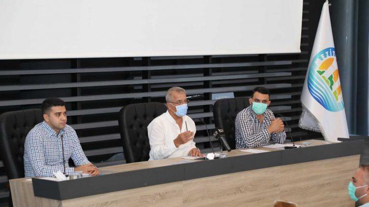 Mezitli'de gönüllü zabıta dönemi başlıyor