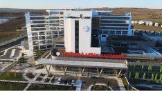 Tekirdağ Şehir Hastanesi 11 ayda 730 bin hastaya hizmet verdi