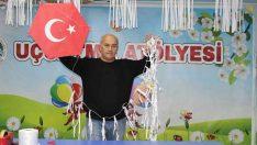 (Özel) Para kazanmak için başladığı uçurtmacılıkta Türkiye'nin ilk müzesini kurdu