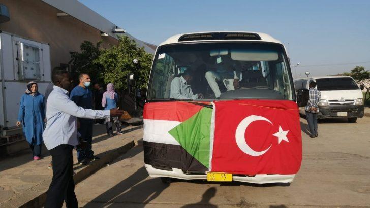 (Özel) Türk doktorlardan Sudan halkına sağlık hizmeti