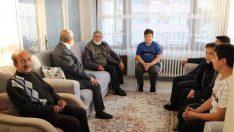 Sivas'ta yaşayan emekli din görevlilerine vefa