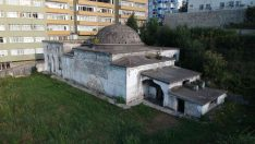 Tarihi Hasanpaşa Hamamı gün yüzüne çıkıyor