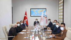 Tarihi Kimliğiyle Kars Kenti Projesi toplantısı yapıldı