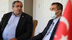 Tarım ve Orman Bakanlığı heyeti Aksaray Ziraat Odasında