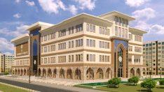 Torbalı'da inşaatı yarım kalan belediye hizmeti binası hükümet konağı oluyor