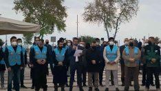 TÜGVA'lı gençlerden İBB'ye tepki